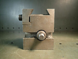 Somma Dth2 1 882 Dovetail Form Tool Holder For Brown Sharpe 2 Automatics Used