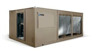2018 York 50 Ton Air Cooled Chiller 460v New W Warranty In Stock Low Ambient