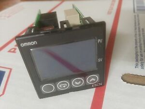 Omron E5cn r2mt 500 Temperature Controller Tested Warranty