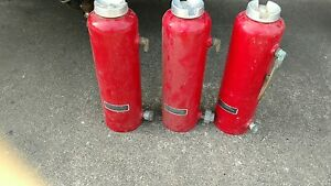 Ansul A 101 20 Fire Suppression System pneumatic