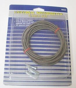 Carrand 120 Speedometer Cable Kit 50533