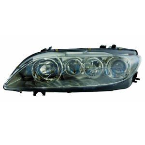 Tyc 06 08 Mazda 6 Headlight Headlamp Front Head Light Left Driver Side Dot Sae