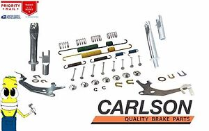 Complete Rear Brake Drum Hardware Kit For Toyota Tundra 2000 2003 All