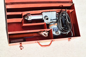 Hilti Torna 765 Rotary Hammer Drill With Case And Accessories
