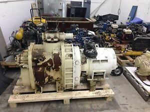 100hp Ingersoll Rand Screw Air Compressor Motor And 2 stage Airend P121