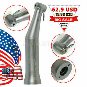 20 1 Reduction Push 2 Spray Handpiece Contra Angle For Nsk W h Dental Implant Us