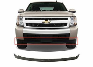 Replacement Front Bumper Valance For 2007 2013 Chevrolet Silverado New Free Ship