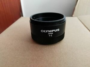 Used Good Olympus T 2 26 36 Objective Lens For Sz30 Sz40 Microscope
