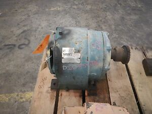 Reliance Electric Master Xl Speed Reducer 6 2 1 Ratio 20 8 Max Hp 210dm28a