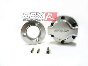 Obx Racing Silver Hex Drive Fuel Pump 3600hp Gas 1800hp Ethanol Orb 10 In Out