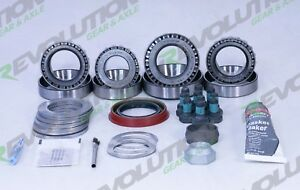Revolution Gear Axle Gm 8 5 Front Master Overhaul Kit With Timken Bearings