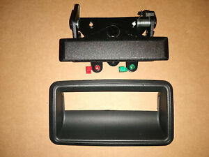 1988 1998 Chevy Silverado Pickup Tailgate Handle Latch And Bezel C K 1500 2500