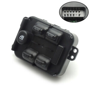 Driver Side Power Window Switch For 2005 2006 2007 Jeep Liberty 56054002aa