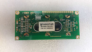 Lot Of 10 Units Lcd Display Module Wh1602b ygh hpk Winstar New
