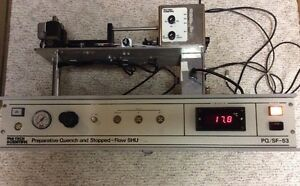 Hi tech Scientific Pq sf 53 Preparative Quench And Stopped Flow Shu