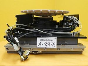 Hitachi Wafer Stage Assembly I 900srt Defect Inspection Tool Used Working