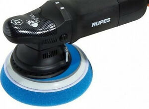 Rupes 21 Mm Bigfoot Random Orbital Polisher 6 Inch Lhr21es Ships Fast