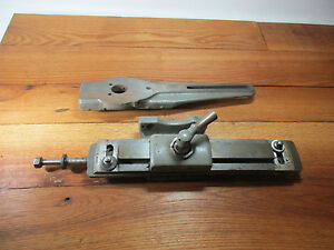 Metal Lathe Taper Attachment South Bend 10k Metal Lathe