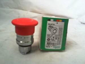 Schneider Zb4bt84 Push Button New In Box
