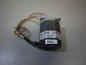 Parker Compumotor Os Series Os22a snfly 1 8 Step Motor