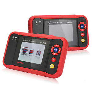 Launch X431 Crp123 Obd2 Engine Transmission Abs Srs Auto Diagnostic Scanner Tool