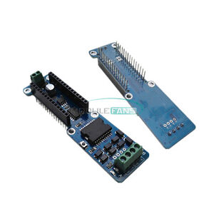 2a Dual Channel L298p Dc Stepper Motor Driver Shield Module For Arduino Nano 3 0