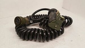 Military Vehicle generator Truck Mpn 19207 8724316 Jumper Slave Cable