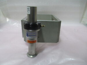 Nor cal Products 796 00809 1 001 High Vacuum Pneumatic Valve W Chamber 422573