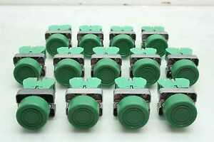 13 Automation Direct Gcx1102 Green Pushbutton Momentary Pushbutton Switches