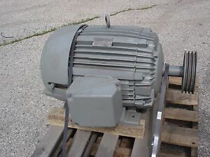 75 Hp 3 Phase Electric Motor