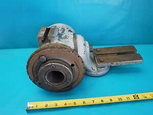 Used Cutter Tool Grinding Workhead 50 Taper