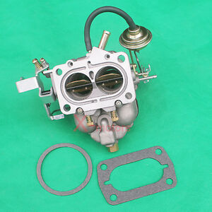 Carter Bbd 2 Barrel Carb Carburetor For Dodge Chrysler 318 V8 5 2l 6 Cil Engines