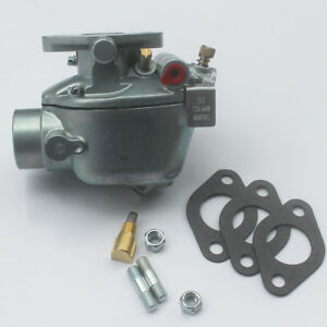 New Carburetor For Marvel Schebler Tsx33 Tsx241a Tsx241b Tsx241c Zenith 13876
