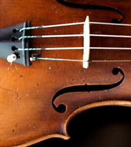 Very Old Labelled Vintage Violin Francesco Ruggieri Geige