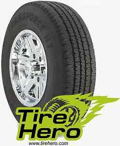 Lt265 75r16 Firestone Transforce Ht Blk 123r E 10ply New Set Of 4
