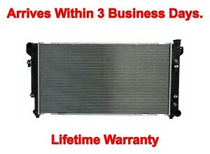 Radiator For Dodge Ram 2500 3500 1994 2002 8 0 V10 2 Row