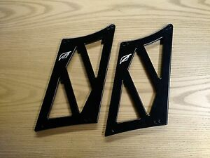 275mm Aerogenics Stands For Voltex Gt Wings Made In The Usa 1 2 Thick