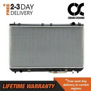 New Radiator For Toyota Solara 1999 2000 2001 3 0 V6 Lifetime Warranty