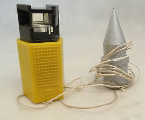 Nos Pzo Double Prism Optical Squares 1979 Year