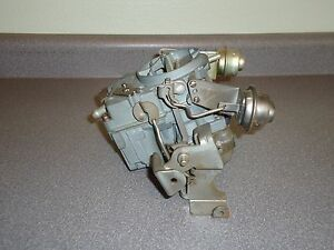 Reman Rochester 2 Jet 2 Barrel Carburetor Carb 7045167 1975 Pontiac Firebird