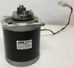 Mcg 3492 m4666 Motor Removed From Varian Prostar Solvent