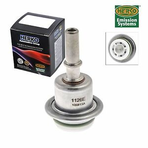 New Fuel Pressure Regulator Herko Pr4046 For Volkswagen 85 92 2001