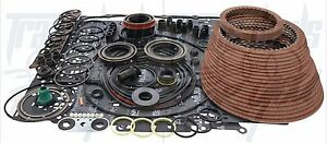 6l80 Chevy Pontiac Hummer Transmission Performance Raybestos Red Ls Rebuild Kit