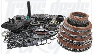6l80 Chevy Pontiac Transmission Performance Raybestos Deluxe Rebuild Kit Shallow