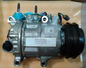 2015 2016 Ford Focus Air Conditioner Air Compressor Oem