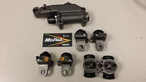 1946 1947 1948 Master Cylinder Wheel Cylinders Plymouth Dodge Chrysler P15 D24