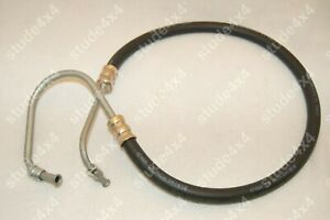 Studebaker Avanti Power Steering Left Turn Hose 1961 85 1561484