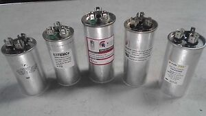 New Air Conditioner Ac A c Fan Motor Compressor Capacitor Free Priority Ship