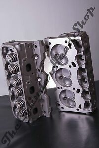 3 8 Gm Cylinder Heads Casting Numbers 781 261 134 Not Supercharged