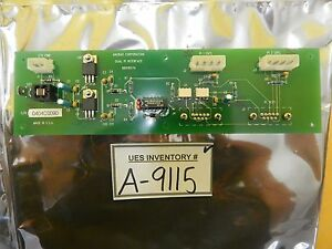 Anorad B801857a Dual Pi Interface Board Pcb Used Working